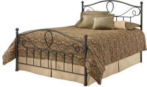 Chintaly LIMA-BED-KG-SR Lima king size side rails