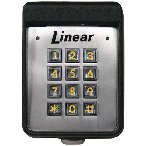 Linear AK-11 Exterior Digital Keypad - Peazz.com