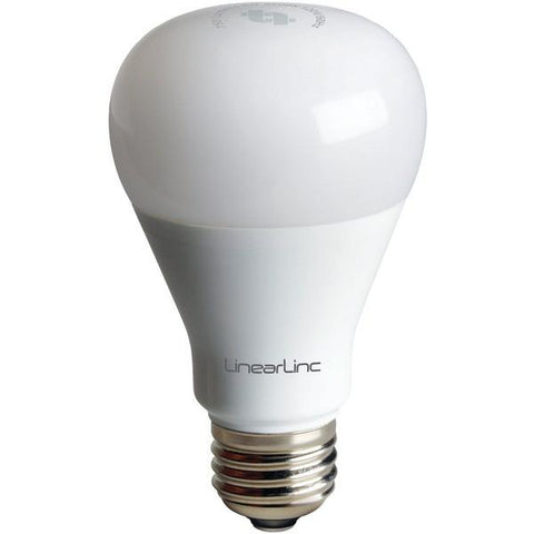 Linear LB60Z-1 BulbZ Z-Wave Dimmable LED Light Bulb - Peazz.com