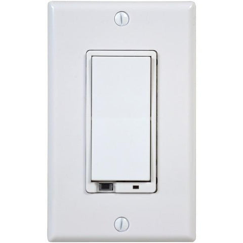 Linear WD500Z-1 Z-Wave 500-Watt Wall-Mount Dimmer - Peazz.com