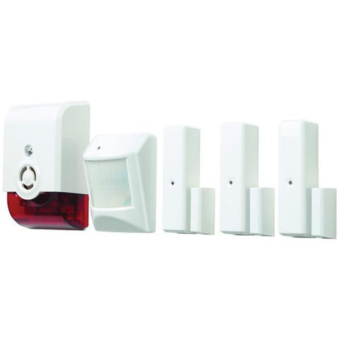 GOCONTROL WNK01-311KIT Premium Z-Wave Home Security Suite - Peazz.com