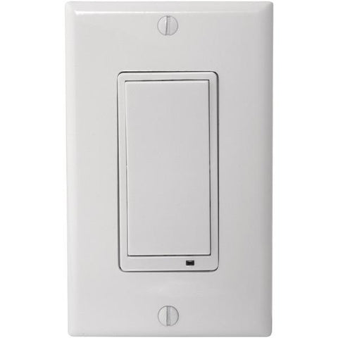 Linear WT00Z-1 Z-Wave 3-Way Wall-Mount Dimmer Switch - Peazz.com