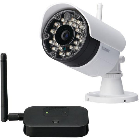 Lorex LW2231 Wireless Real-Time Security Camera with Audio Microphone - Peazz.com