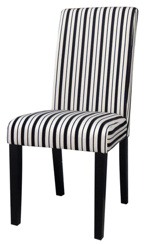 Chintaly MANDY-PRS-SC Modern Parson Side Chair ( Set of 2 )