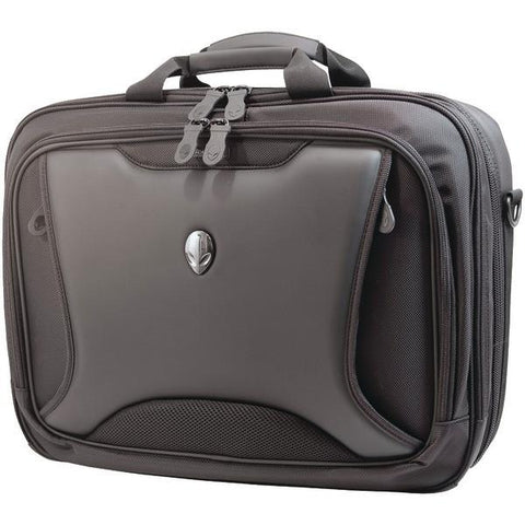 "ALIENWARE ME-AWMC2.0 Orion Notebook Messenger Bag with ScanFast (17.3"") - Peazz.com"