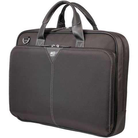 "Mobile Edge MEBCNS1 16"" PC/17"" MacBook Nylon Notebook Briefcase (Select) - Peazz.com"