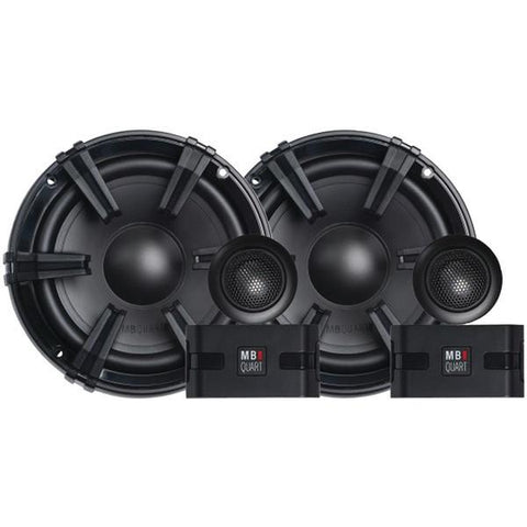 "MB Quart DK1-216 Discus Series 6.5"" Component Speaker System with Tweeters - Peazz.com"