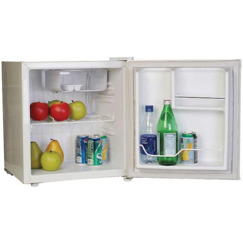 Magic Chef MCBR160W2 1.6 Cubic-ft Refrigerator (White) - Peazz.com