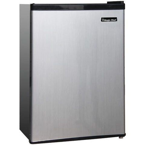 Magic Chef MCBR240S1 2.4 Cubic-ft. Refrigerator - Peazz.com