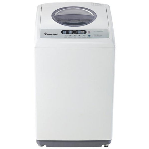 Magic Chef MCSTCW16W2 Topload Compact Washer (1.6 cu-ft capacity) - Peazz.com