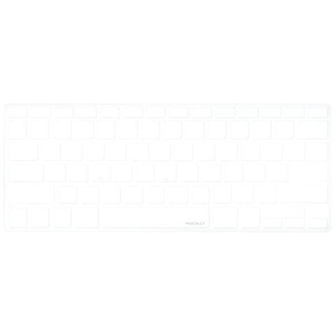 Macally Peripherals KBGUARDC MacBook Pro/Air Keyboard Protective Cover (Clear) - Peazz.com
