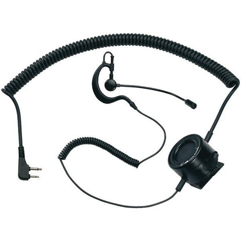 Midland TH2 2-Way Radio Accessory (Tactical Action Boom Microphone) - Peazz.com