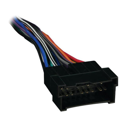 Metra 70-7301 1999–2008 Hyundai/Kia into Car Harness - Peazz.com