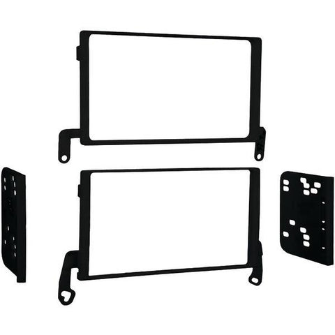 Metra 95-5818 1997–2002 Ford F-150 Truck/Lincoln Double-DIN Installation Kit - Peazz.com