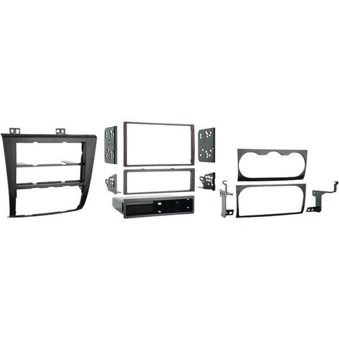 Metra 99-7423 2007–2011 Nissan Altima Single- or Double-DIN Installation Kit - Peazz.com