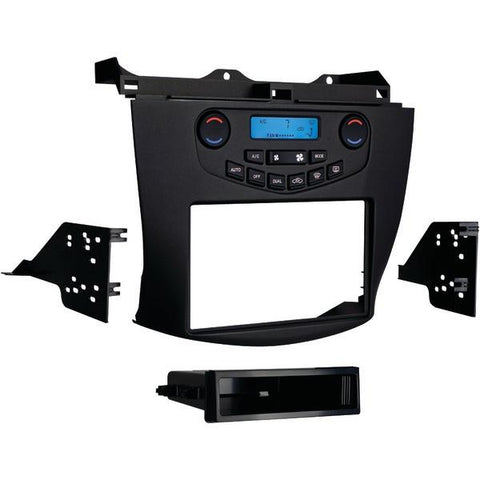 Metra 99-7803G 2003–2007 Honda Accord without Navigation Single- & Double-DIN Installation Kit - Peazz.com