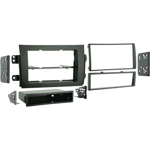 Metra 99-7954 2007–2008 Suzuki SX4 Single- or Double-DIN Installation Kit - Peazz.com