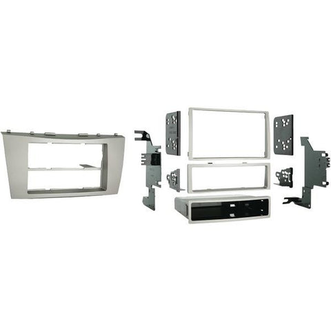 Metra 99-8218 2007–2011 Toyota Camry/Camry Hybrid Single- or Double-DIN Installation Kit - Peazz.com