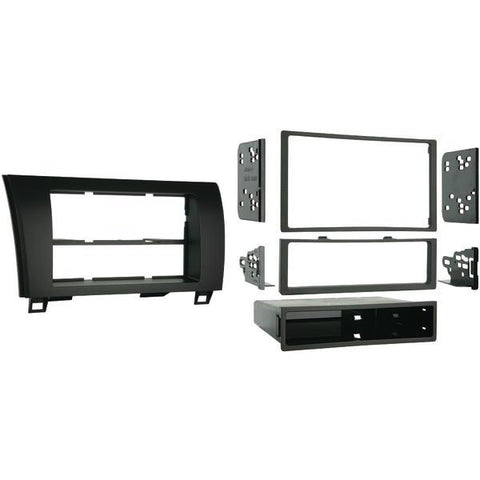 Metra 99-8220 2007 & Up Toyota Tundra Truck Single- or Double-DIN Installation Kit - Peazz.com