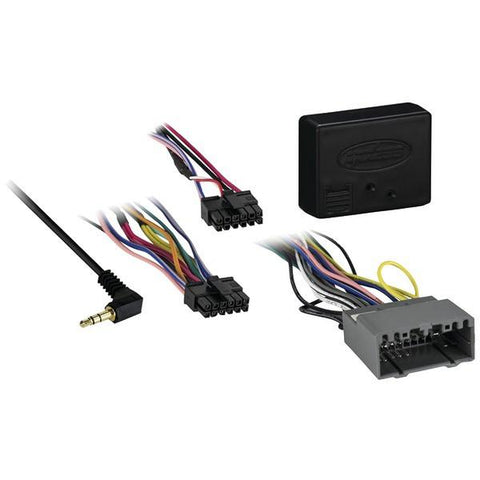 Axxess BX-CH1 BASIX Retention Interface (For Select 2004–2010 Chrysler Accessory & Navigation) - Peazz.com