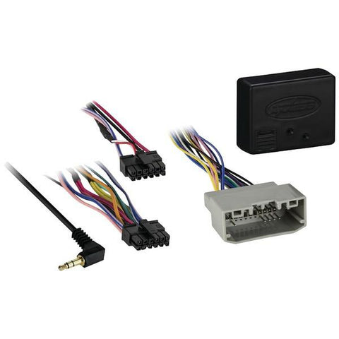 Axxess BX-CH2 BASIX Retention Interface (For Select 2007 & Up Chrysler Accessory & Navigation) - Peazz.com