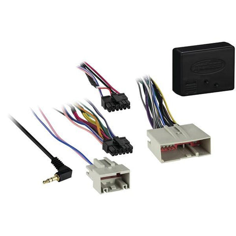 Axxess BX-FD1 BASIX Retention Interface (For Select 2007 & Up Ford Accessory & Navigation Output) - Peazz.com