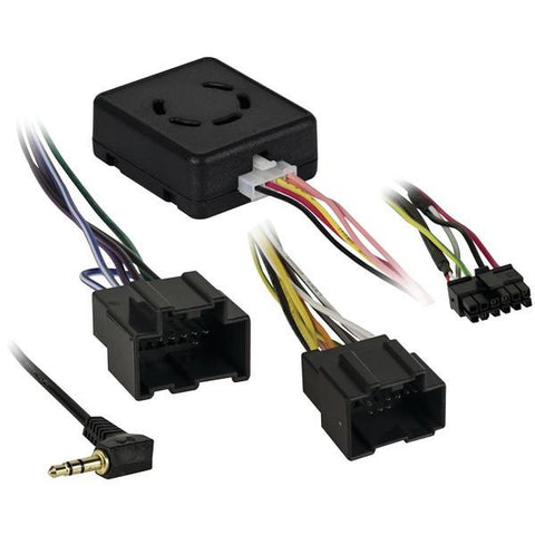 Axxess BX-GM3 BASIX Retention Interface (For Select 2006–2012 GM LAN11 with Chime) - Peazz.com