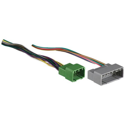 Metra 70-7305 Hyundai/Kia 2010 & Up Amp Bypass Harness - Peazz.com