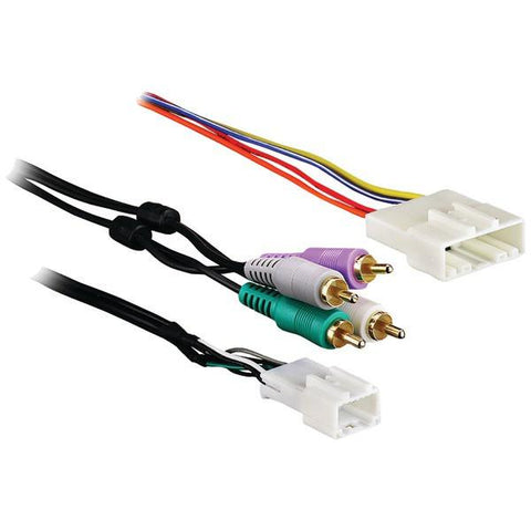 Metra 70-7554 Nissan 2010 & Up Bose Amp Interface Harness - Peazz.com
