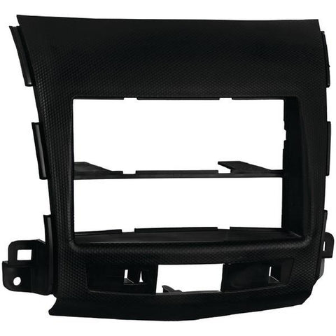 Metra 99-7013TB Mitsubishi Outlander 2007–2013 Double-DIN/Single-DIN Installation Kit - Peazz.com