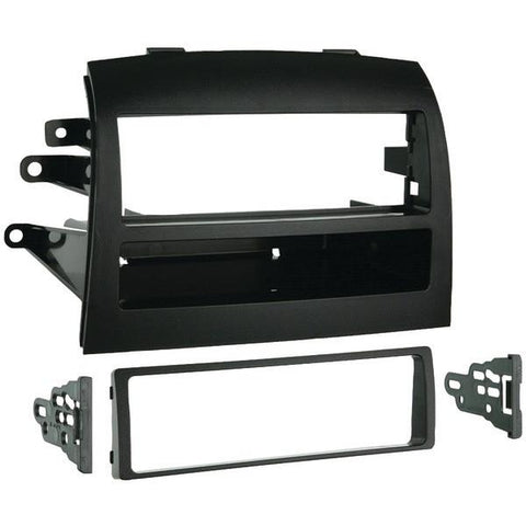Metra 99-8208 Toyota Sienna 2004–2010 Single-DIN/ISO-DIN Installation Kit with Pocket - Peazz.com