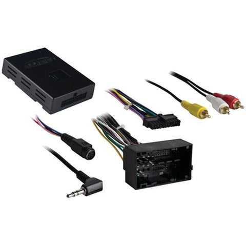 Axxess BX-CH5 BASIX Retention Interface (For Select 2013 & Up Chrysler CAN) - Peazz.com