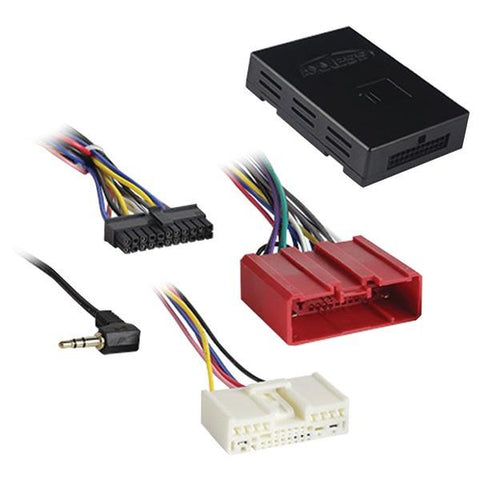 Axxess BX-MZ1 BASIX Retention Interface (For Select 2009 & Up Mazda Accessory & Navigation with SWC) - Peazz.com