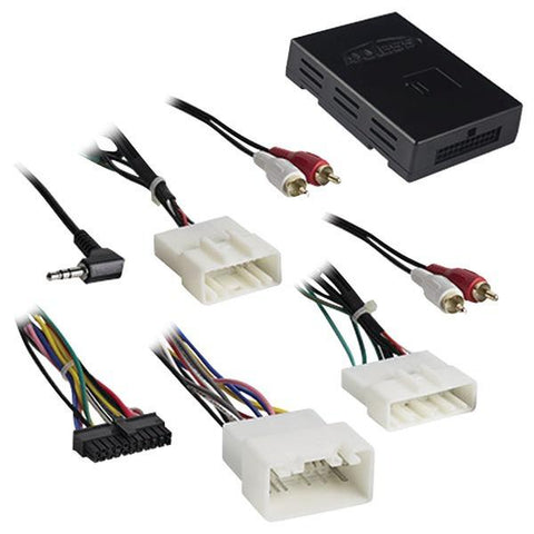 Axxess BX-TY2 BASIX Retention Interface (For Select 2003 & Up Toyota Accessory & Navigation with SWC) - Peazz.com