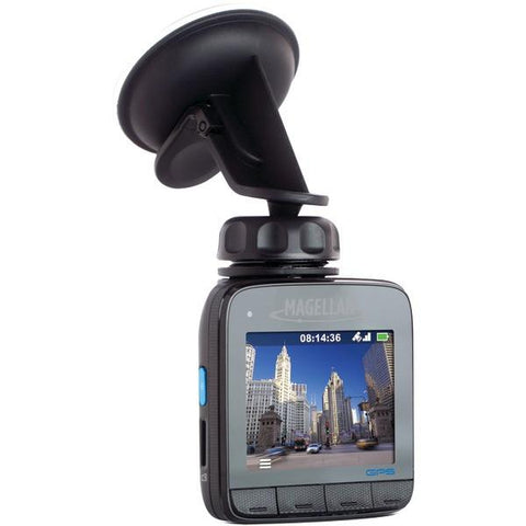 Magellan MV0538SGXXX MiVue 538 HD DashCam with GPS & Time Stamps - Peazz.com
