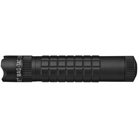 MAGLITE SG2LRA6 MAGTAC LED Flashlight (320-Lumens; Crowned Bezel) - Peazz.com