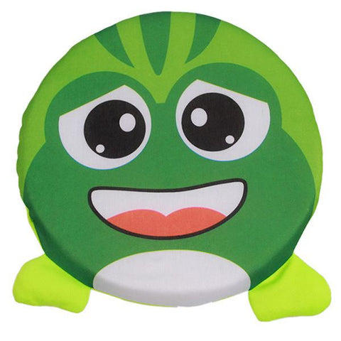 Merske MK10026 Soft Outdoor Cloth Frisbee - Frog - Peazz.com - 1