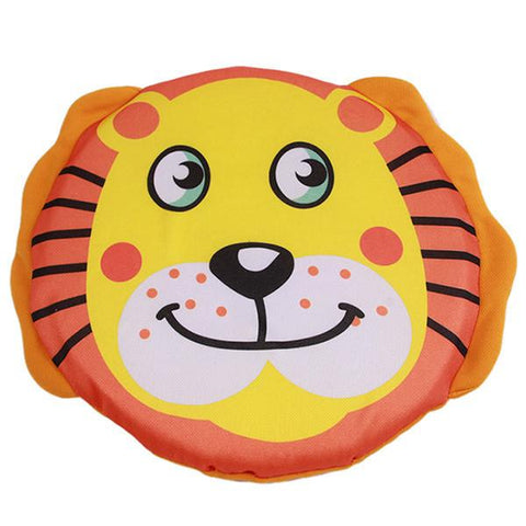 Merske MK10028 Soft Outdoor Cloth Frisbee - Lion - Peazz.com - 1