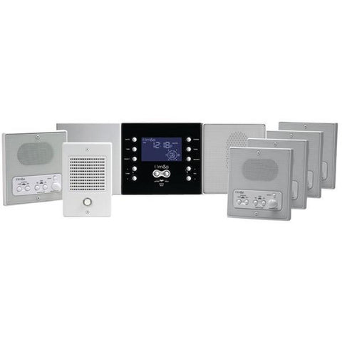 M&S Systems DMC1PACK Indoor Intercom & Sound Starter Package - Peazz.com