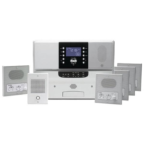 Linear DMCBTPACK Music/Communication System Package with Bluetooth Media Player - Peazz.com