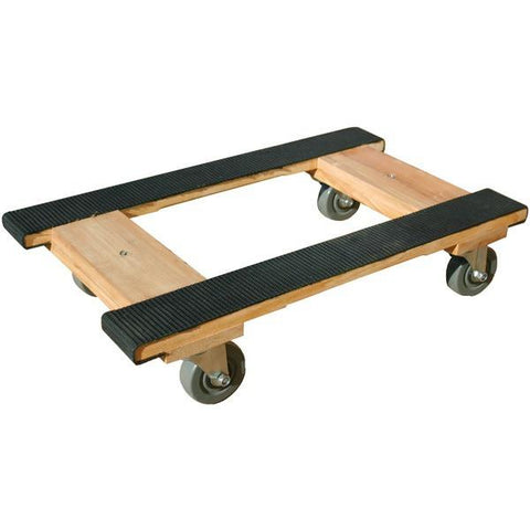 Monster Trucks MT10001 Wood 4-Wheel Piano H Dolly - Peazz.com