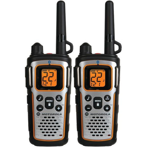 Motorola Talkabout MU350R 35-Mile Talkabout Bluetooth 2-Way Radios - Peazz.com