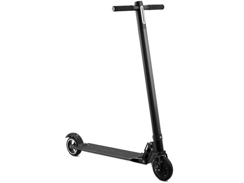 MotoTec MT-Rover-250-Black Rover 250w Lithium Electric Scooter Black