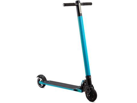 MotoTec MT-Rover-250-Blue Rover 250w Lithium Electric Scooter Blue