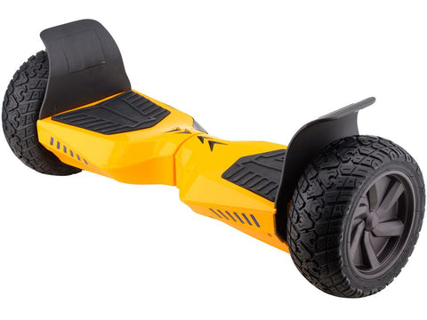 MotoTec MT-SBS-Trans-85-Yellow Hoverboard Transformer 36v 8.5inch Yellow