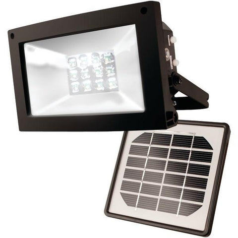 MAXSA Innovations 40330 Solar-Powered Floodlight - Peazz.com