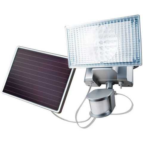MAXSA Innovations 4449-L 100-LED Outdoor Solar Security Light - Peazz.com