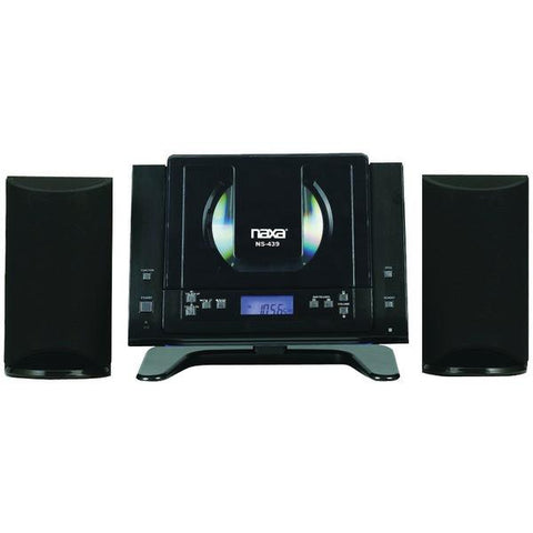 Naxa NS-439 Streaming Bluetooth Shelf System - Peazz.com