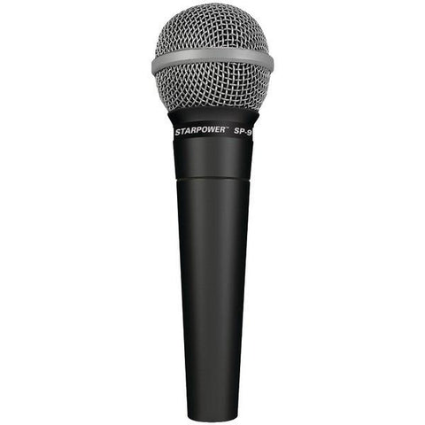 Nady SP-9 Starpower Series Professional Stage Microphone - Peazz.com