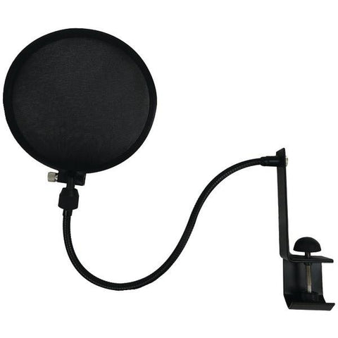 Nady SPF-1 Microphone Pop Filter with Boom & Stand Clamp - Peazz.com